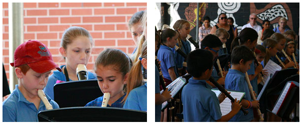 Examples of recorder group activities